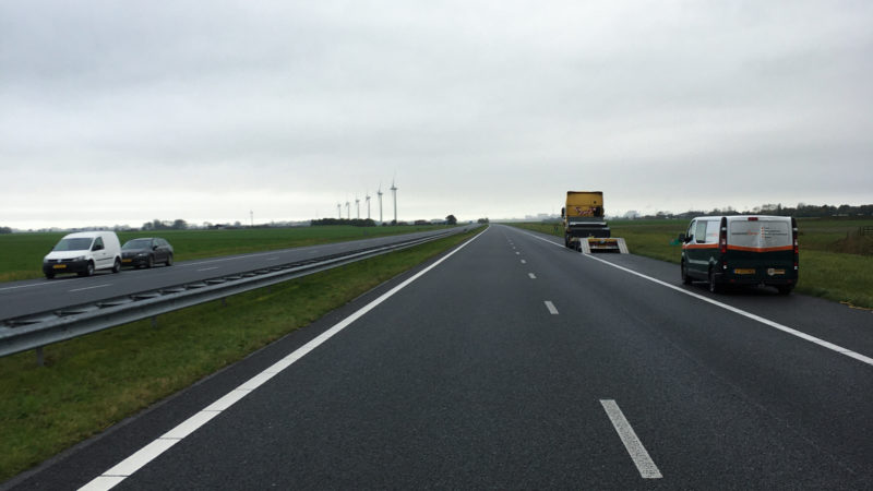 Stremming A31